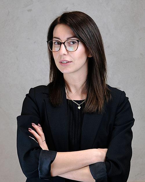 Paulina Jarząbek – Stylista