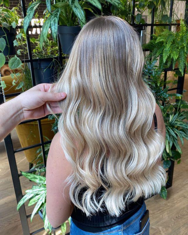 Koloryzacja 🌱 Filip Włodek  #davinescolor #koloryzacjawłosów #pieknewlosy #dlugiewlosy #blondehair #balayage #hairlove #davinesview #davinesmask